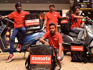Zomato Revises Pay Structure for Its Delivery Partners Because of Fuel Prices