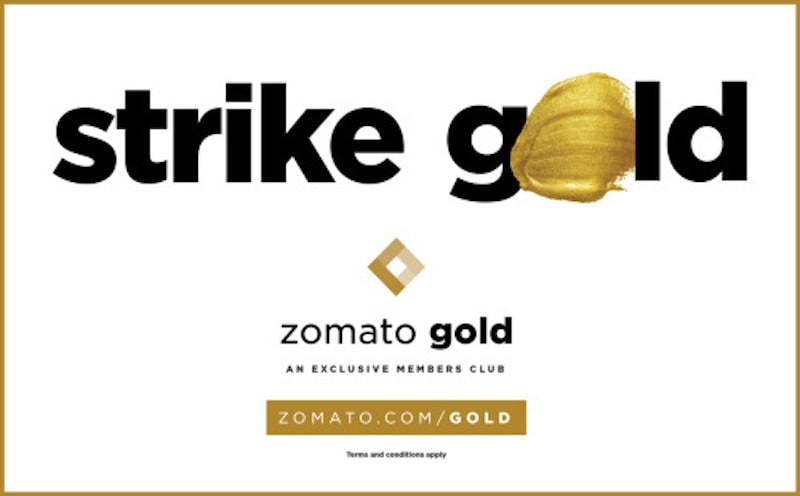 Zomato Gold Membership Programme Launched in the UAE, Coming to India in June