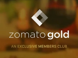 Zomato Gold Membership Programme Launched, Coming Soon to India