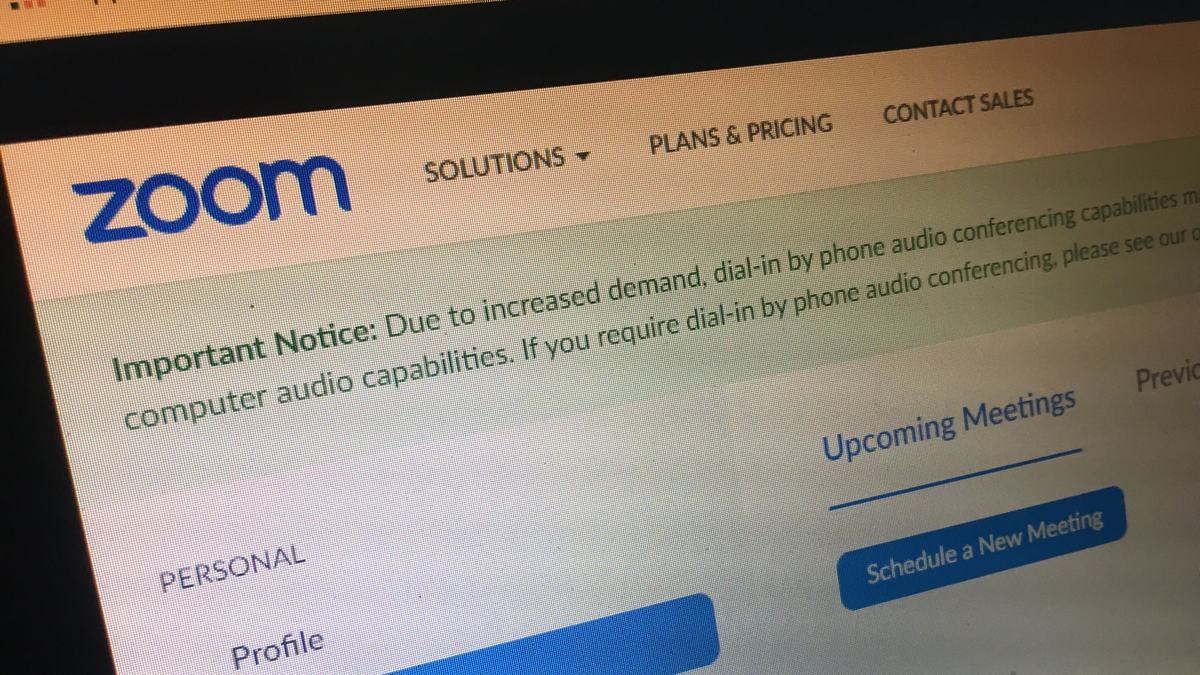 Zoom Meeting IDs Can Be Guessed by This Automated Tool; Company Removes Feature Displaying LinkedIn Data