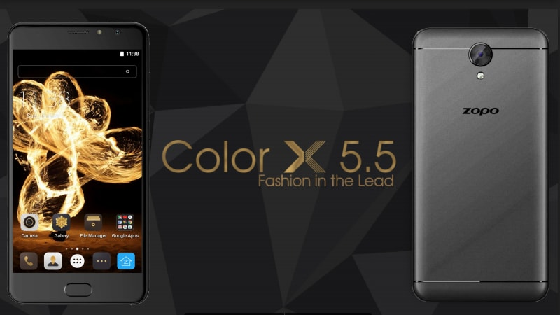 Zopo Color X 5.5 Launched in India: Price, Release Date, Specifications, and More
