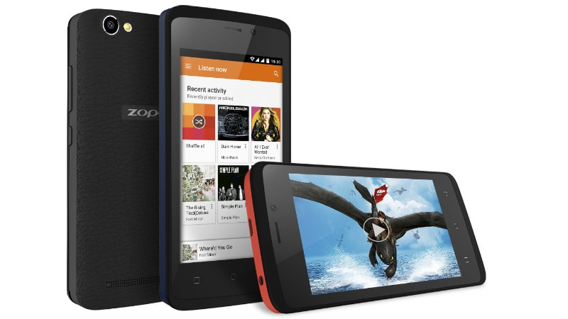 Zopo Color M4 With 4G VoLTE Support Launched at Rs. 4,999