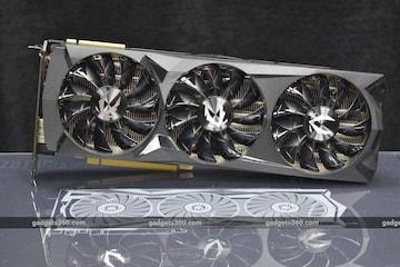 Zotac GeForce RTX 2080 Amp Review | NDTV Gadgets360 com