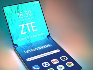 ZTE Could Be Working on a Unique-Looking Foldable Phone