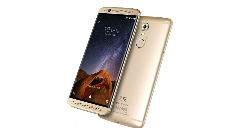 ZTE Axon 7 mini With Dual Front Speakers, Dolby Atmos Audio Launched at IFA 2016