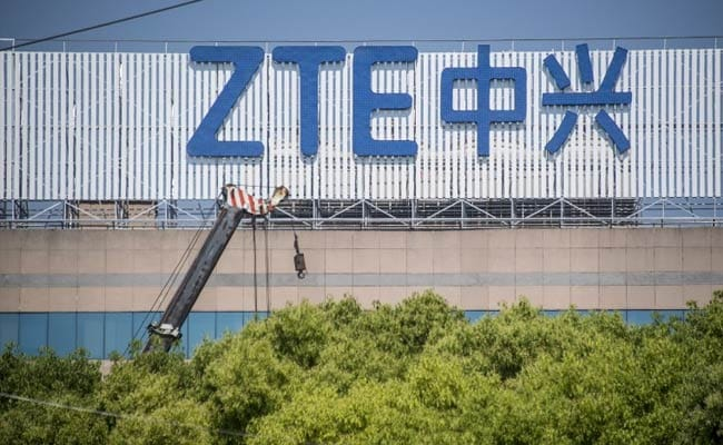 Trump Pledges To Help Chinese Phone Maker ZTE 'Get Back Into Business'