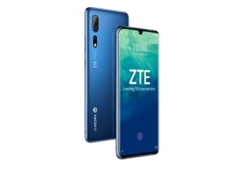 ZTE Axon 10 Pro 5G With Snapdragon 855 SoC, ZTE Blade V10 Launched at MWC