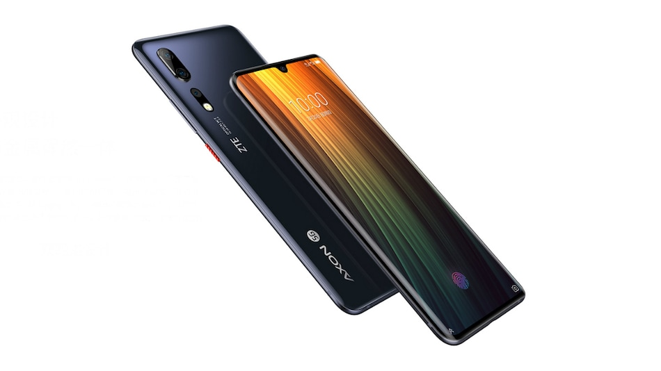 ZTE Axon 10s Pro With Snapdragon 865 SoC, 4,000mAh Battery Launched: Specifications