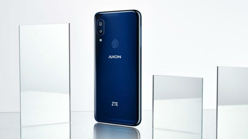 ZTE Axon 9 Pro With 6.21-Inch Display, Snapdragon 845 SoC, Dual Cameras Launched at IFA 2018: Price Specifications