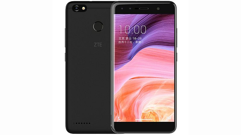ZTE Blade A3 With Dual Selfie Cameras Launched: Price, Specifications