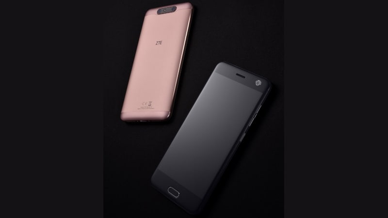ZTE Blade V8 With Dual Rear Camera Setup Launched at CES 2017