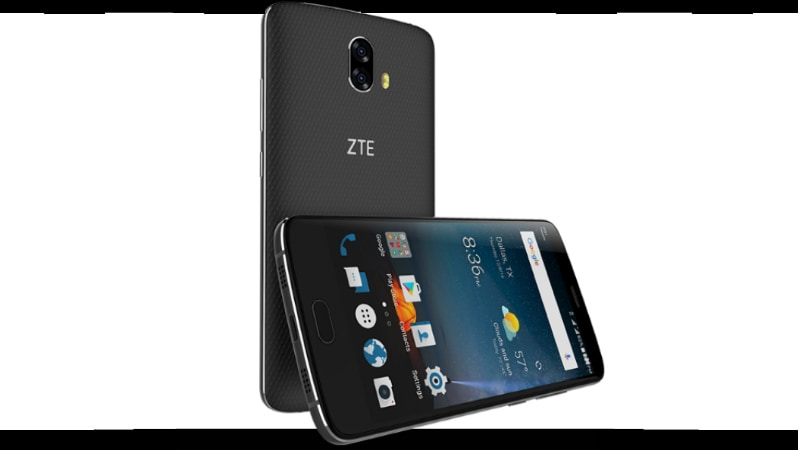 ZTE Blade V8 Pro With Dual Camera Setup Launched at CES 2017; Project CSX Smartphone Hawkeye Unveiled