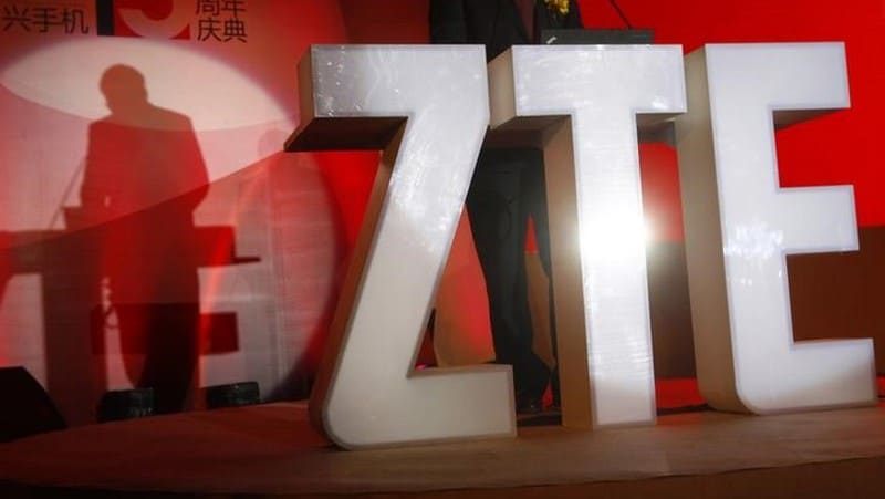 China's ZTE Says Is Trusted Partner After US Concern
