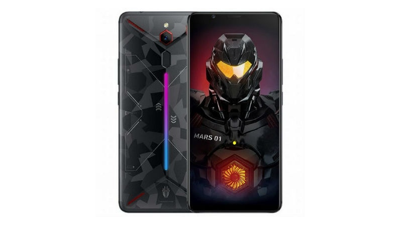 Nubia Red Magic Mars Gaming Phone With Up to 10GB RAM, Shoulder Buttons Launched: Price, Specifications