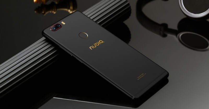 Nubia Z17 Lite featuring 6 GB RAM unveiled in China