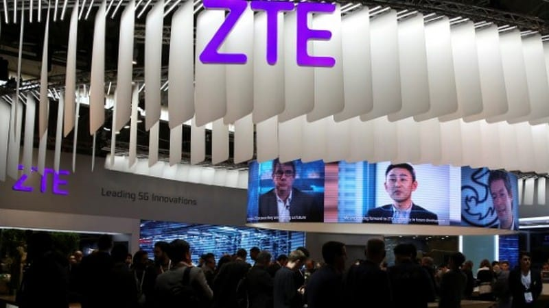 No Agreement Yet Between US, China on ZTE: Trump Aide