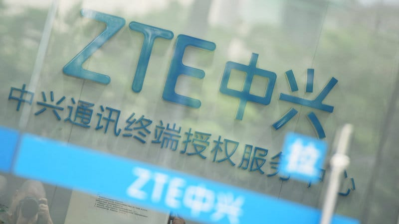 Outgoing ZTE Executive Describes 'Deep Humiliation' in Farewell Letter