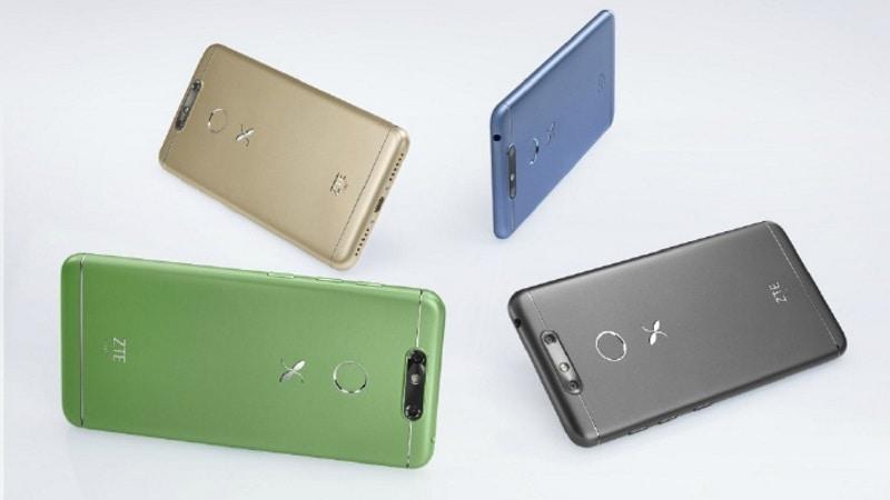 ZTE Small Fresh 5 स्मार्टफोन लॉन्च, 4 जीबी रैम और दो रियर कैमरे हैं इसमें