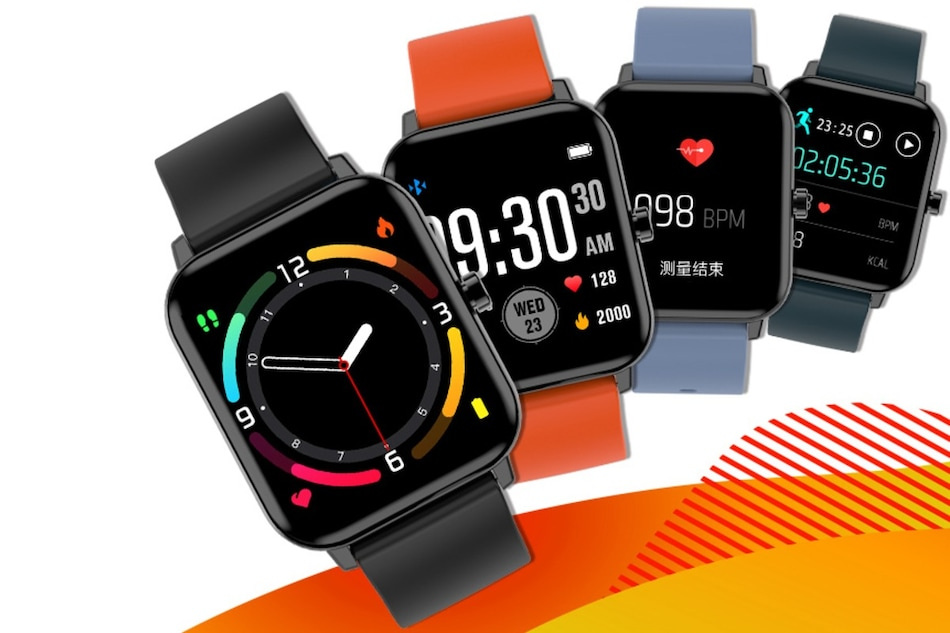 ZTE Watch Live Smartwatch With Heart Rate Monitoring, Up to 21 Days of  Battery Life Launched | Technology News