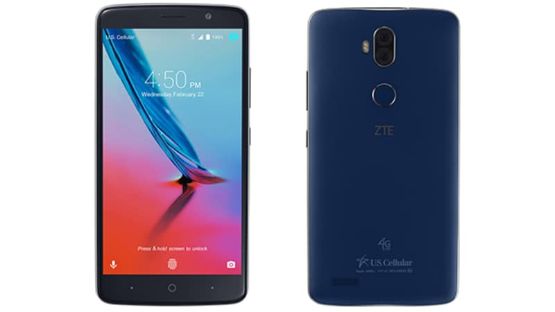 ZTE Blade Max 3 launched with 13MP Dual rear camera, 4000mAh battery
