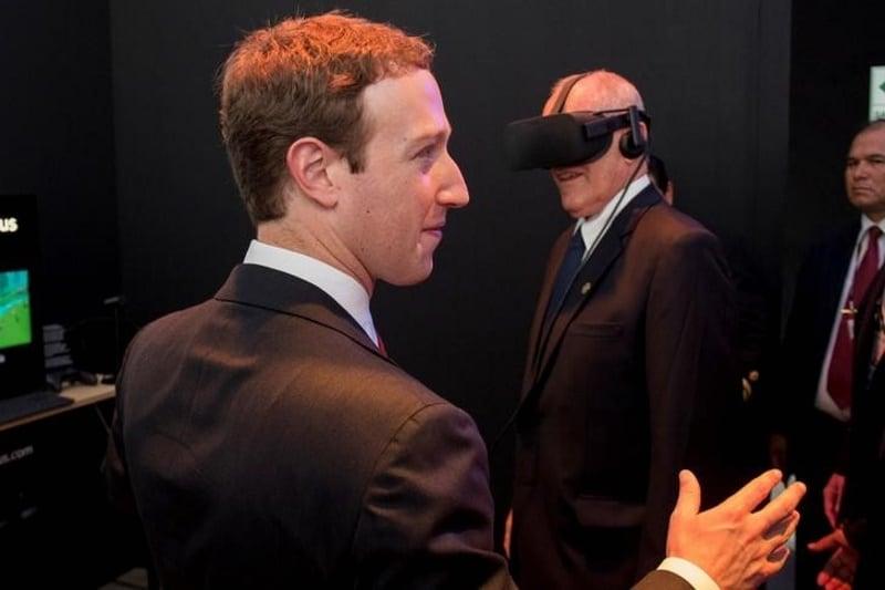 Facebook CEO Mark Zuckerberg Details Steps to Fight Fake News