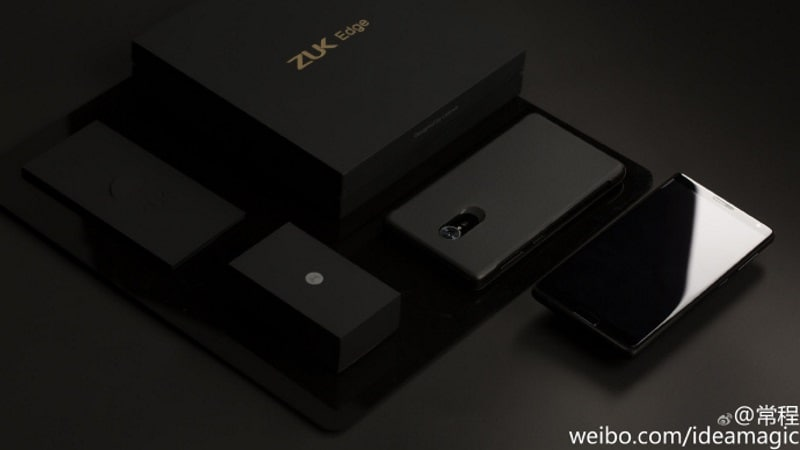 Zuk Edge Smartphone Set to Launch on Wednesday