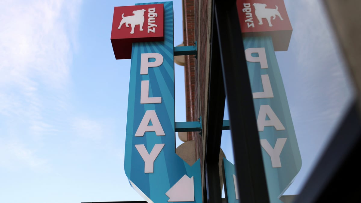 Zynga to Buy Turkish Mobile-Game Maker Peak for $1.8 Billion