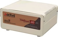 Activa 0.5 KVA Digital Voltage Stabilizer (Ivory)