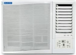 Blue Star 0.75 Ton 3 Star Window AC (Copper Condensor, 3WAE081YDF, White)