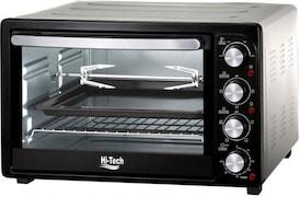 Hi-Tech 0603 35 L Oven Toaster Grill (Black)