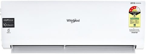 Whirlpool 2 Ton 3 Star Inverter Split AC (Copper Condensor, MAGICOOL, White)