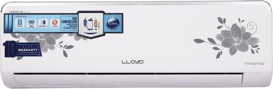 Lloyd 1.5 Ton 5 Star Inverter Split AC (LS18I56HAWA)