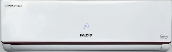 Voltas 1.5 Ton 3 Star Inverter Split AC (Copper Condenser, 183V CZJ, White)