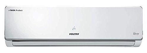 Voltas 1.5 Ton 3 Star Inverter Split AC (Copper Condenser, 183V CZT3, White)