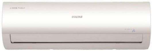 Voltas 1.5 Ton 3 Star Inverter Split AC (Copper Condensor, 183V CZTT, White)