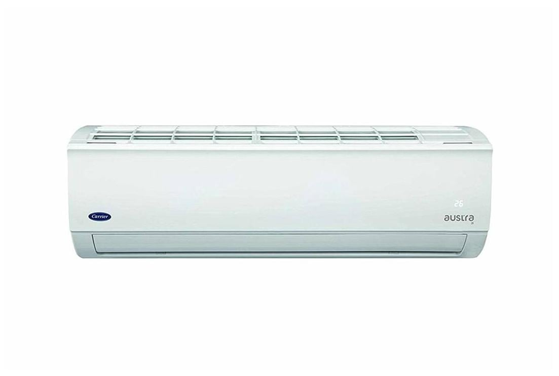 Carrier 1.5 Ton 3 Star Inverter Split AC (Copper Condensor, 18K AUSTRA, White)