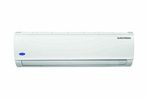 Carrier 1.5 Ton 3 Star Inverter Split AC (Copper Condensor, 18K DURAFRESH, White)