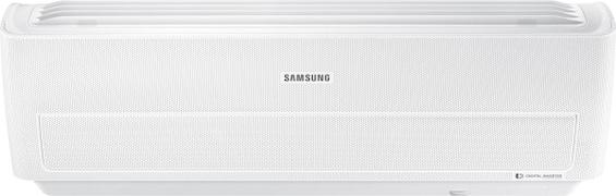Samsung 1 Ton 5 Star Inverter Split AC (Aluminium Condensor, AR12NV5XEWK, White)
