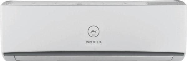 Godrej 1.5 Ton 3 Star Inverter Split AC (Copper Condensor, GIC 18 RINV 3 DWQR, White)