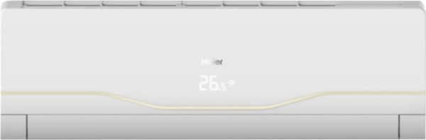 Haier 1.5 Ton 3 Star Inverter Split AC (Copper Condensor, HSU-18NRG3DCINV, White)