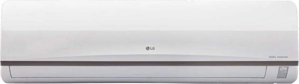 LG 1.5 Ton 3 Star Inverter Split AC (Copper Condensor, JS-Q18CPXD2, White)