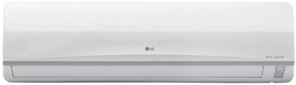 LG 1.5 Ton 3 Star Inverter Split AC (Copper Condensor, JS-Q18MUXD, White)