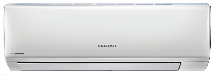 Vestar 1.5 Ton 3 Star Inverter Split AC (Copper Condensor, VASYB183IIFT, White)