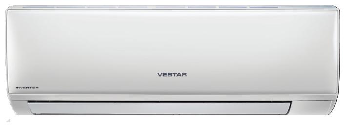 Vestar 1.5 Ton 3 Star Inverter Split AC (Copper Condensor, VASYB183IIFT, White)