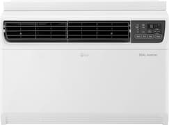 LG 1.5 Ton 3 Star Inverter Window AC (Copper Condensor, JW-Q18WUXA, White)