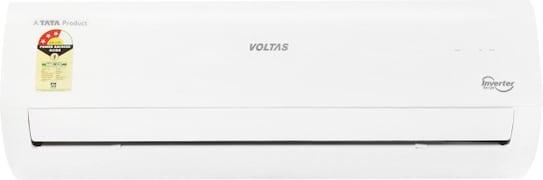 Voltas 1.5 Ton 3 Star Split AC (Copper Condensor, 183V CZT, White)