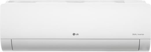 LG 1.5 Ton 4 Star Split AC (Copper Condensor, KS-H18DNYD, White)