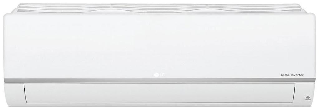 LG 1.5 Ton 3 Star Split AC (KS-Q18SNXD, White)