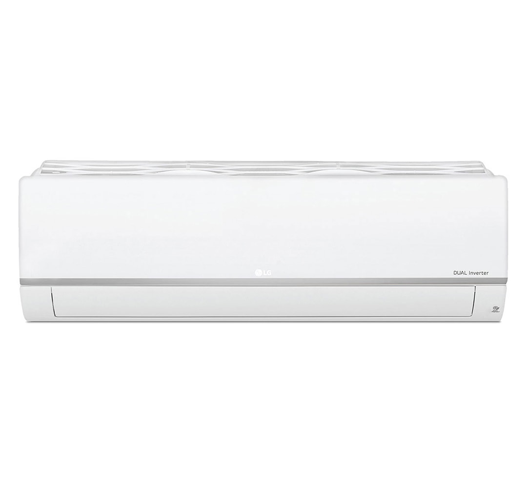 LG 1.5 Ton 5 Star Split AC (KS-Q18SNZD, Blue & White)