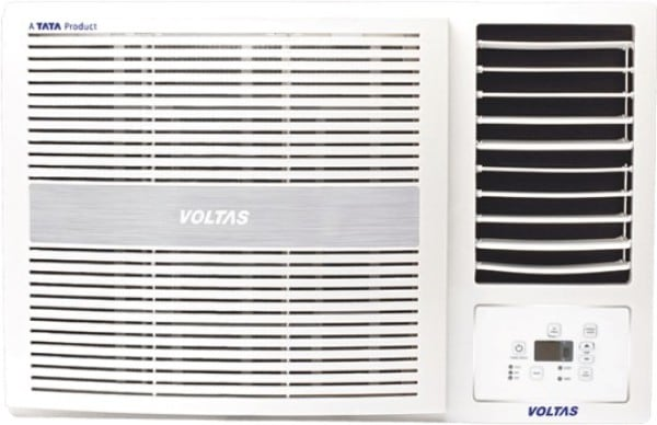 Voltas 1.5 Ton 5 Star Window AC (Copper Condensor, 185 LZH, White)